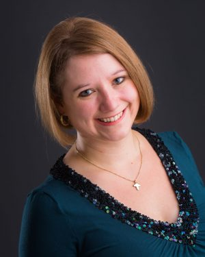 Profile: Assistant Conductor, Francesca Massey