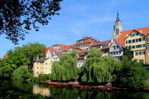 Tübingen tour preview